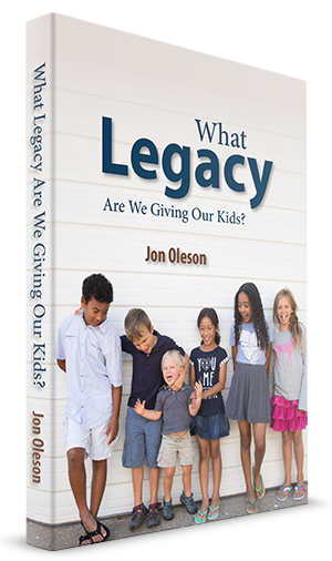 Legacy to Kids Book Cover